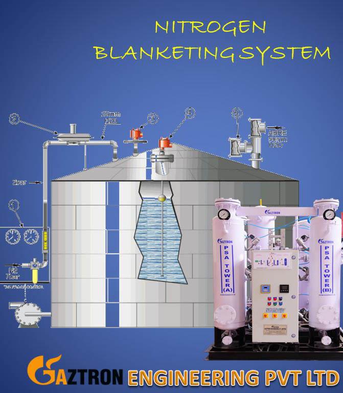 Nitrogen Blanketing System Offering