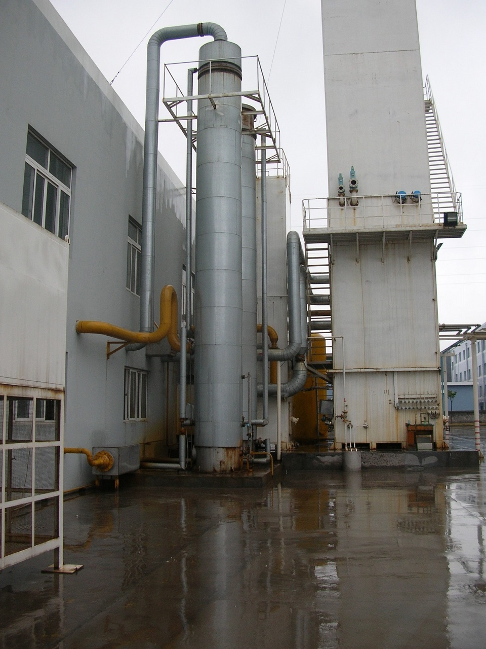 Air Pre-cooling System ( ACT & WCT )
