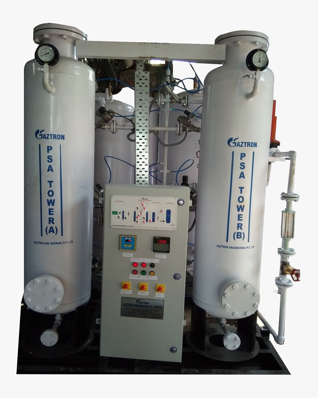 PSA Nitrogen Gas Generator for Laser cutting machine