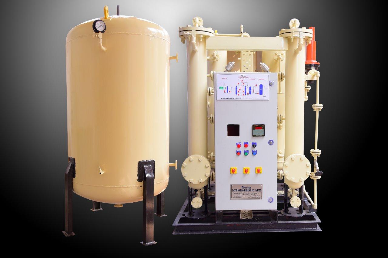 NITROGEN GAS GENERATOR DX MODEL