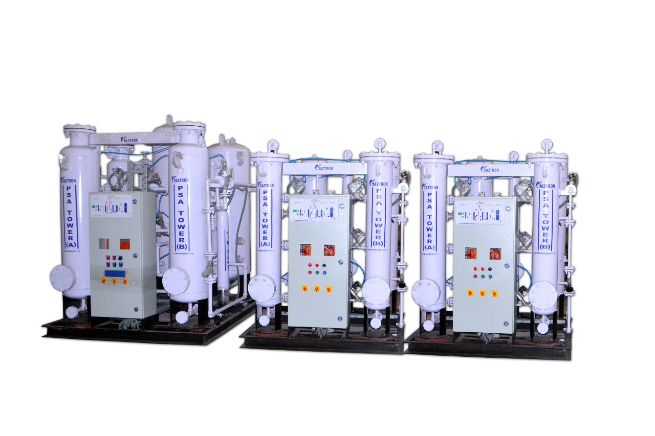 NITROGEN  GAS GENERATOR CU-DX MODEL