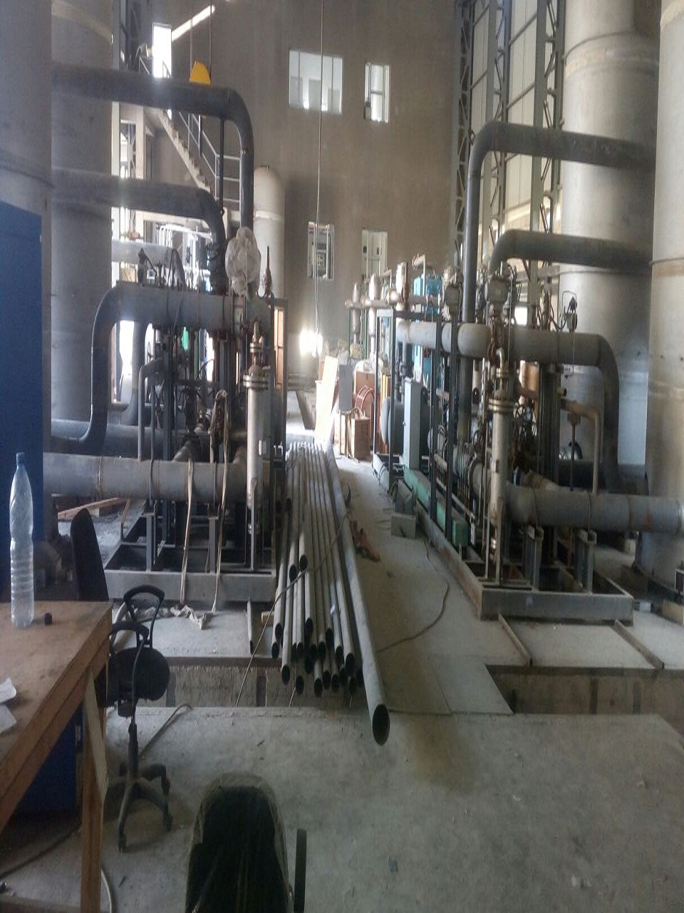 Oxygen & Nitrogen Product Compressor